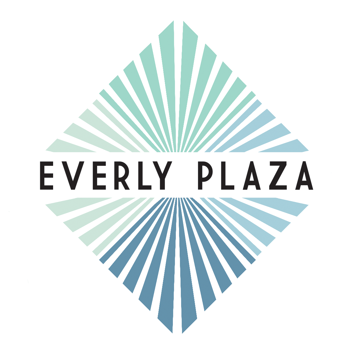 Everly Plaza Logo, Link to Home